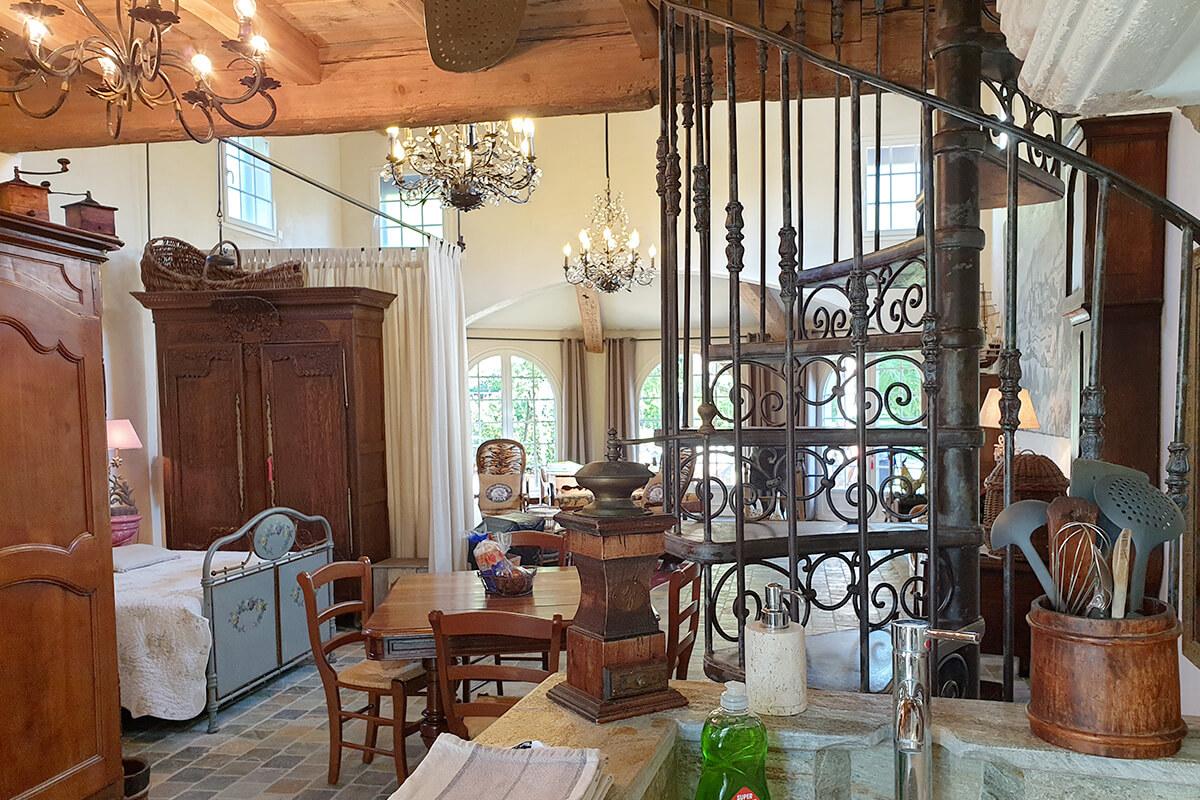 MAISON INDEPENDANTE A MERULA - Residence de vacance à Calvi