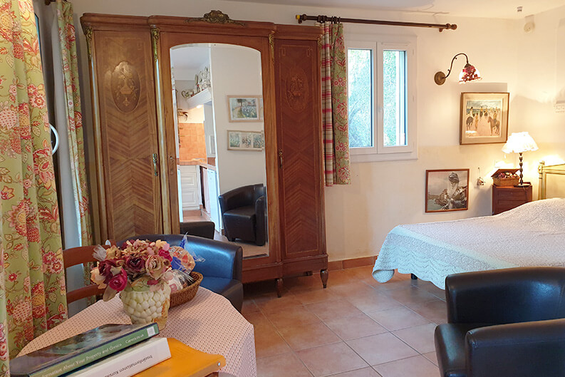 Appartement 22-25m2 - Calvi residence Le Home locations de vacances à Calvi